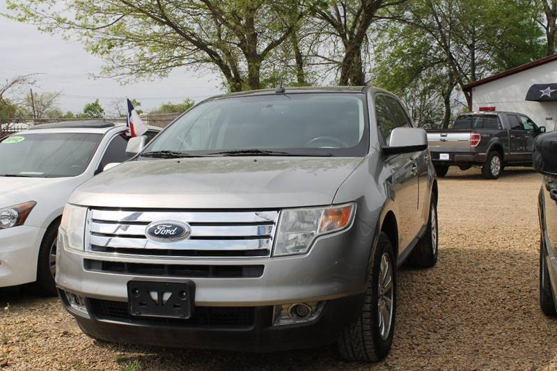 Ford Edge For Sale At Abc Quality Used Cars In Canton Tx