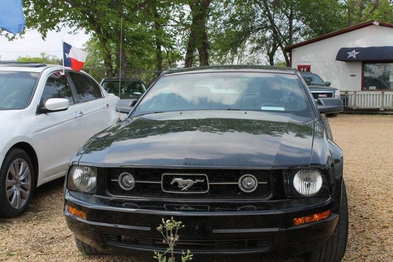 2008 ford mustang v6 deluxe in canton tx - abc quality used cars