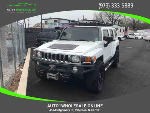 2008 HUMMER H3 for sale in Paterson, NJ