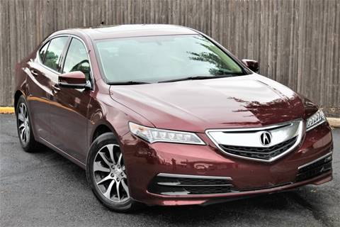 2015 Acura TLX for sale in Colonia, NJ
