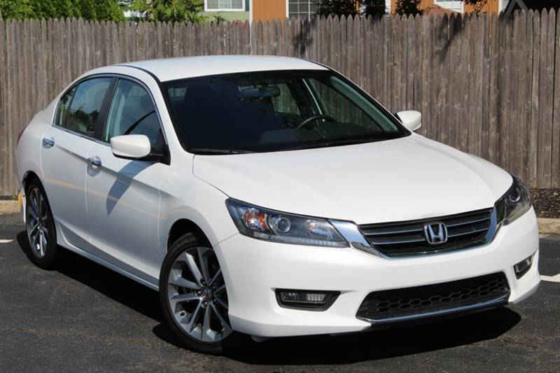 2015 Honda Accord For Sale At Jersey Car Direct In Colonia NJ