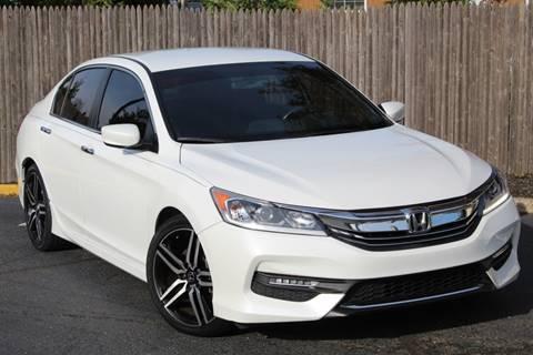 2016 Honda Accord for sale in Colonia, NJ