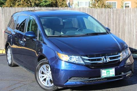 2016 Honda Odyssey for sale in Colonia, NJ