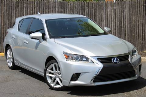 Lexus Ct200h Used >> Used Lexus Ct 200h For Sale In Monroe Nc Carsforsale Com
