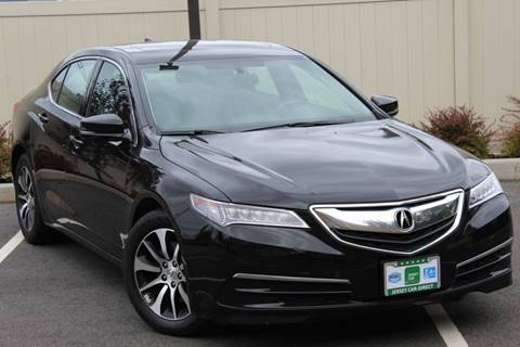 2016 Acura TLX for sale in Colonia, NJ