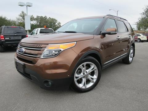 2011 Ford Explorer for sale at Max Auto Sales in Sanford FL