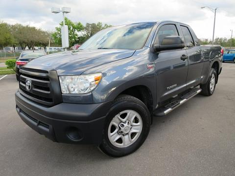 2010 Toyota Tundra for sale at Max Auto Sales in Sanford FL
