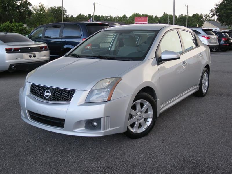 2011 Nissan Sentra for sale at Max Auto Sales in Sanford FL
