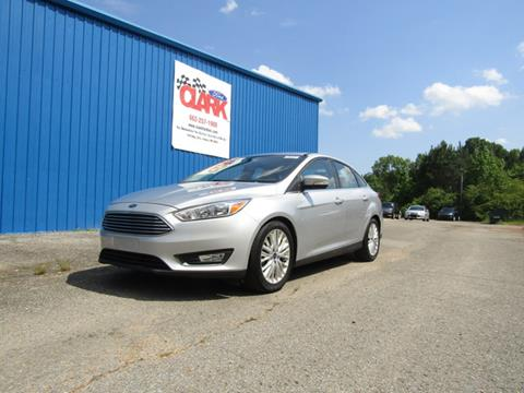2018 Ford Focus for sale in Amory, MS