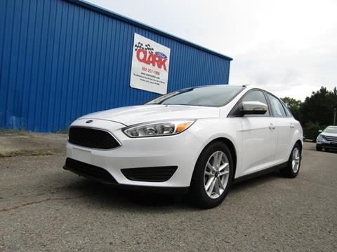 2017 Ford Focus for sale in Amory, MS
