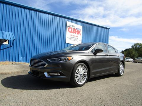 2017 Ford Fusion for sale in Amory, MS