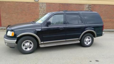 Ford Expedition For Sale Carsforsalecom - 2001 ford
