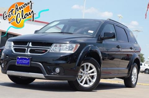 2016 Dodge Journey For Sale At CLAY COOLEY Mitsubishi In Arlington TX