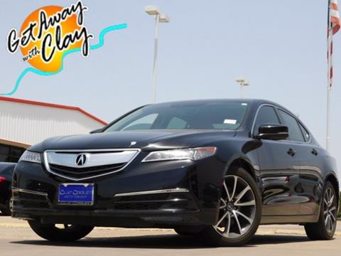Beautiful 2015 Acura TLX For Sale At CLAY COOLEY Mitsubishi In Arlington TX