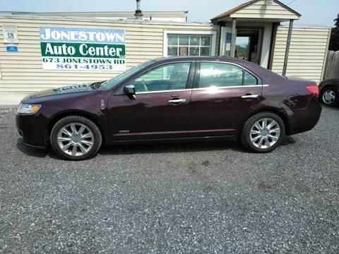 2011 Lincoln MKZ Hybrid for sale in Jonestown, PA