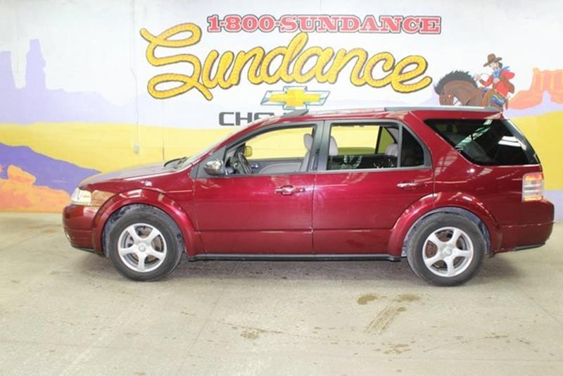 2008 Ford Taurus X For Sale At Sundance Chevrolet In Grand Ledge MI