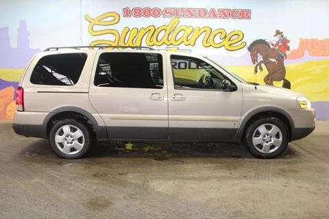 2008 Pontiac Montana SV6 for sale in Grand Ledge, MI