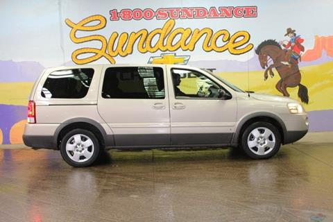 2007 Pontiac Montana SV6 for sale in Grand Ledge, MI
