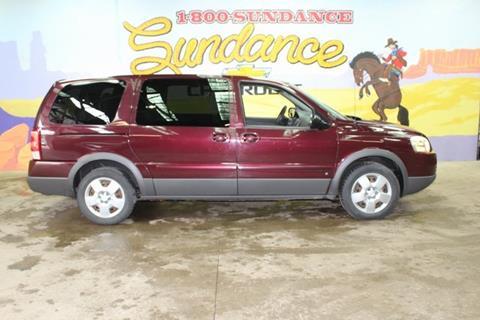 2009 Pontiac Montana SV6 for sale in Grand Ledge, MI