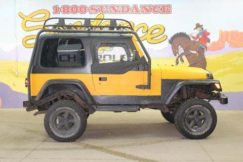 2000 Jeep Wrangler for sale in Grand Ledge, MI