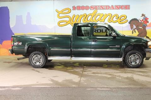 2001 GMC Sierra 2500HD for sale in Grand Ledge, MI