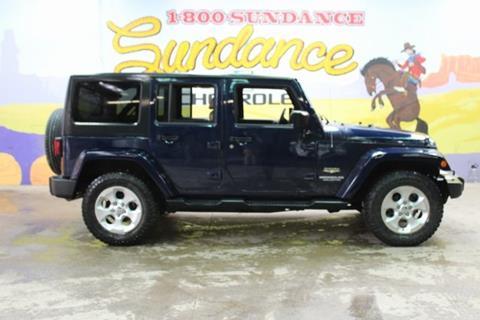 2013 Jeep Wrangler Unlimited for sale in Grand Ledge, MI