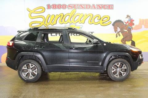 2015 Jeep Cherokee for sale in Grand Ledge, MI