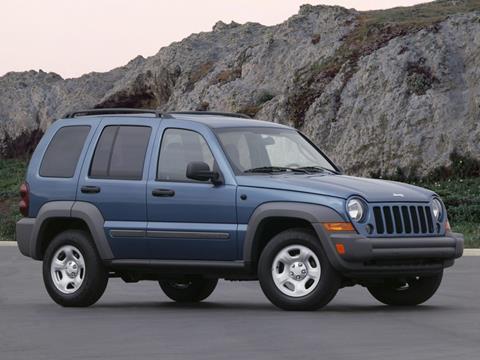 2007 Jeep Liberty for sale in Grand Ledge, MI