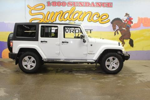2012 Jeep Wrangler Unlimited for sale in Grand Ledge, MI