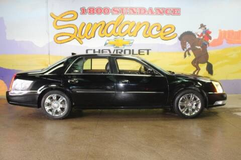 2011 Cadillac DTS Platinum Collection for sale at Sundance Chevrolet in Grand Ledge MI