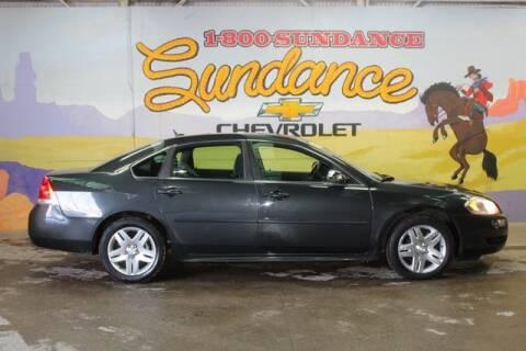 2012 Chevrolet Impala LT Fleet for sale at Sundance Chevrolet in Grand Ledge MI