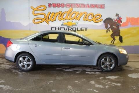 2008 Pontiac G6 GT for sale at Sundance Chevrolet in Grand Ledge MI