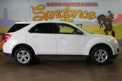 2011 Chevrolet Equinox LS for sale at Sundance Chevrolet in Grand Ledge MI