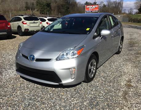 2012 Toyota Prius for sale at Arden Auto Outlet in Arden NC