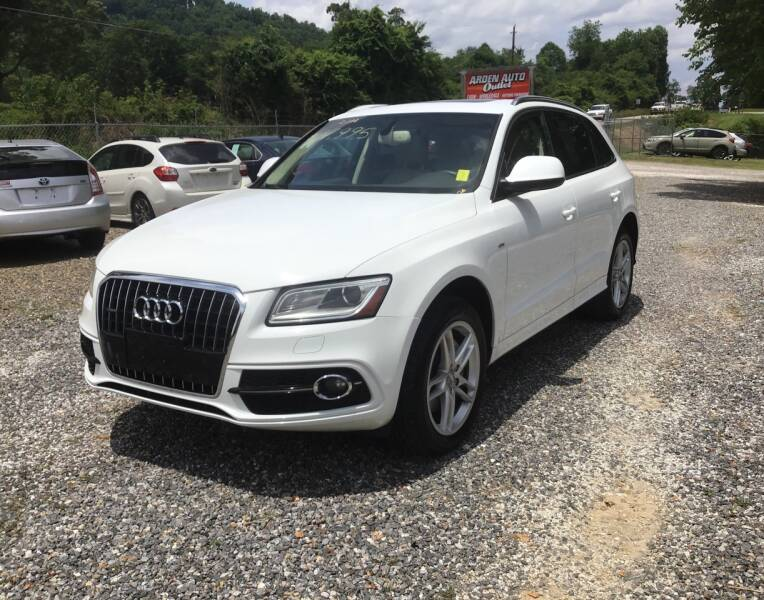 2014 Audi Q5 for sale at Arden Auto Outlet in Arden NC