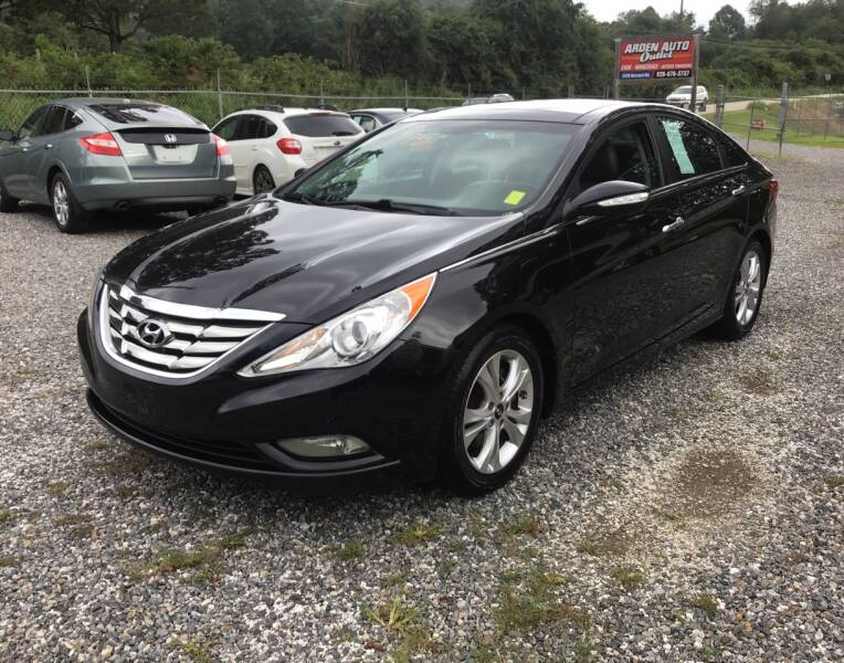 2013 Hyundai Sonata for sale at Arden Auto Outlet in Arden NC
