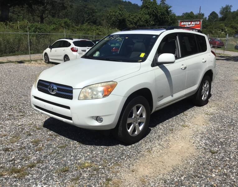 2007 Toyota RAV4 for sale at Arden Auto Outlet in Arden NC