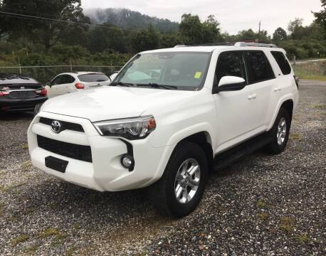 2015 Toyota 4Runner for sale at Arden Auto Outlet in Arden NC