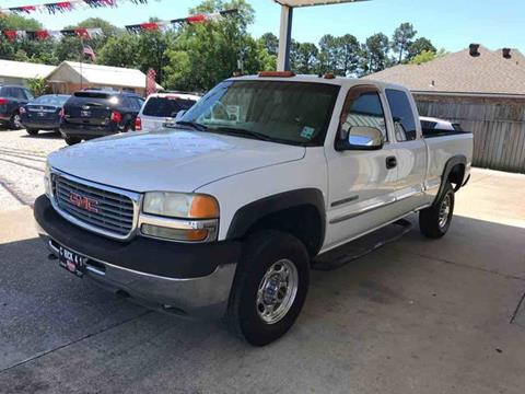 2001 GMC Sierra 2500HD for sale in Lafayette, LA