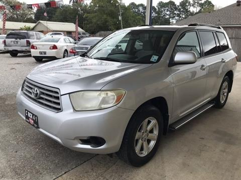 2009 Toyota Highlander for sale in Lafayette, LA