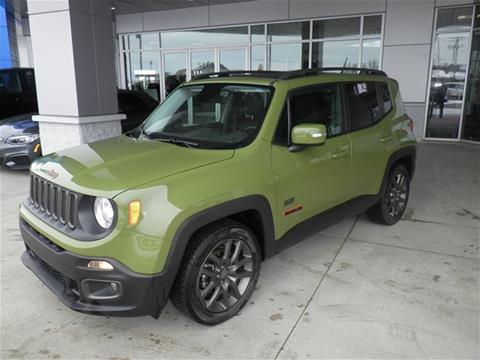 2016 Jeep Renegade for sale in West Salem, WI