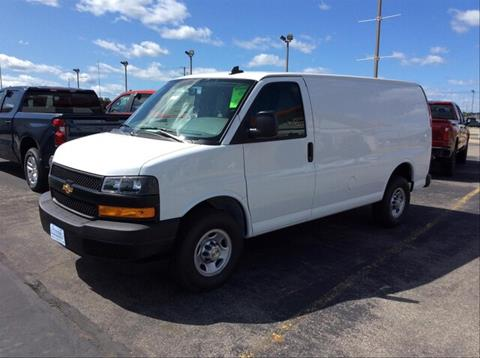 2019 Chevrolet Express Cargo for sale in West Salem, WI