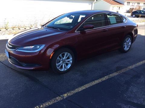 2016 Chrysler 200 for sale in West Salem, WI