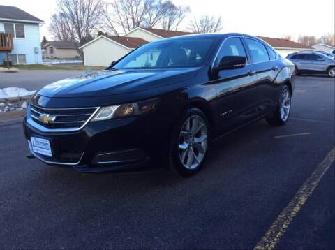 2015 Chevrolet Impala for sale in West Salem, WI