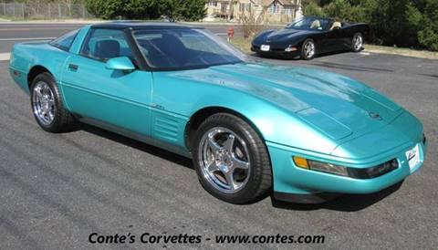 1991 Chevrolet Corvette for sale in Vineland, NJ
