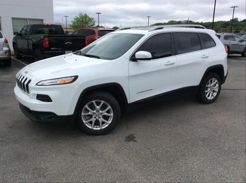 2018 Jeep Cherokee for sale in Onalaska, WI
