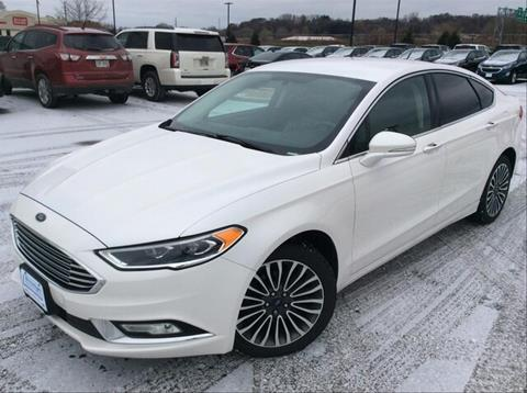2017 Ford Fusion for sale in Onalaska, WI