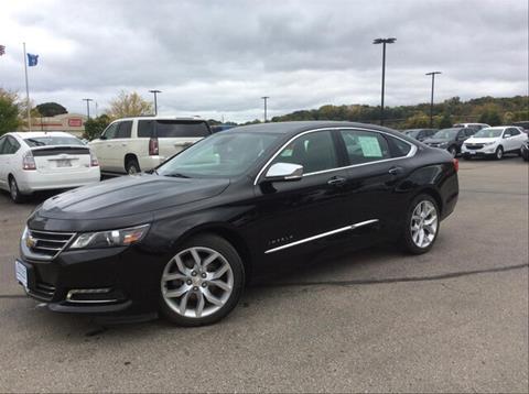 2016 Chevrolet Impala for sale in Onalaska, WI