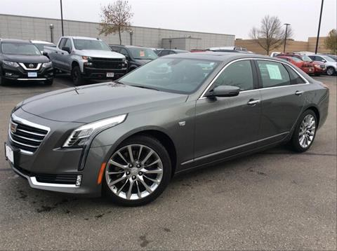 2017 Cadillac CT6 for sale in Onalaska, WI