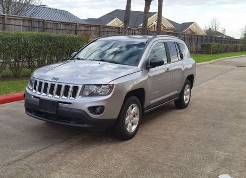 used 2015 jeep compass for sale in texas. Black Bedroom Furniture Sets. Home Design Ideas